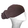Brown Head Wrap / Bandana Wrap / Bandana