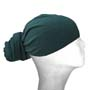 forest green head wraps