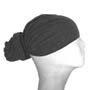 Grey Head Wrap / Bandana Wrap / Bandana
