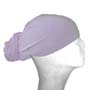 light purple head wraps