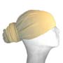 light yellow head wraps