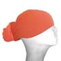 Orange Head Wrap / Bandana Wrap / Bandana