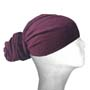 plum head wraps