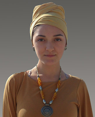 Camel Head Wrap on 1tl
