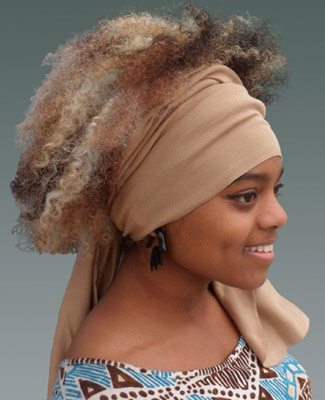 Coffee Head Wrap on 3BL