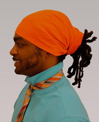 Cotton Orange Head Wrap Bandanas Bandanas Amp Do Rags