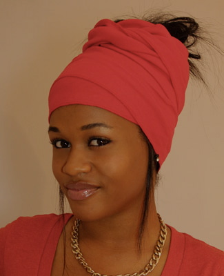Red Head Wrap on 1 Tl